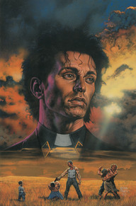 Absolute Preacher Vol 1 cover