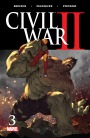 Glenn Walker Reviews Civil War II #3