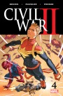 'Civil War II #4' Charms Despite a Few Missteps