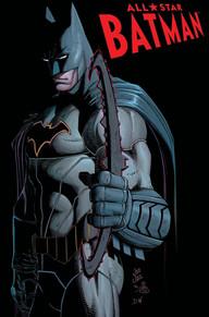 All Star Batman 1 cover