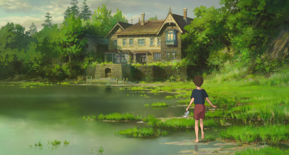 When Marnie was there mansion