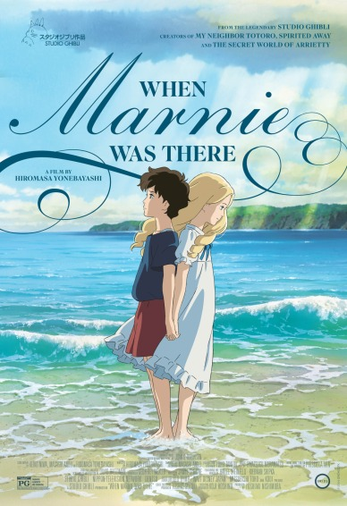 When Marnie was There Poster