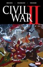 Glenn Walker Reviews Civil War II #5