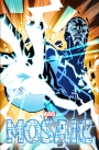 Meet Marvel's Newest Hero – Your First Look at MOSAIC#1!