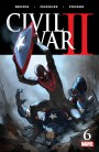 Glenn Walker Reviews Civil War II #6