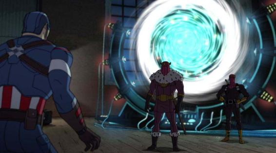 Image result for avengers assemble ultron revolution House of Zemo