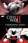Civil War II Prequels and Side Stories