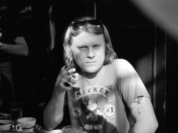 Ty Segall: Photo by Kyle Thomas