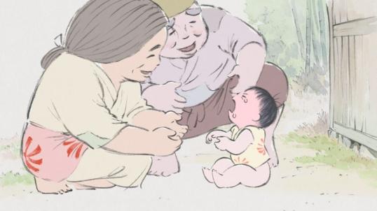 princess-kaguya-baby