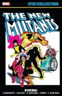 Renew your love of the New Mutants with a new Epic Collection