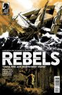 "The Flag Was Still There In ""Rebels: These Free And Independent States #1"" On The Wednesday Run"