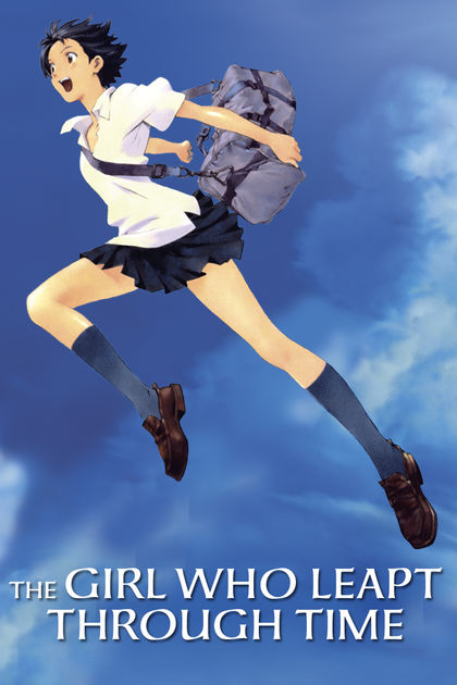 Girl Who Leapt Through Time Poster