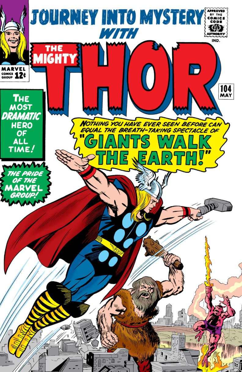 Thor Epic Collection - The God Of Thunder-328