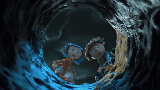 Coraline Whybie tunnel