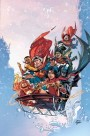 "Jingle Your Way To ""DC Universe Holiday Special 2017 #1"" On The Wednesday Run"